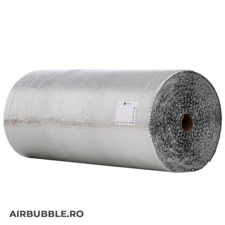 Folie cu bule aluminizata