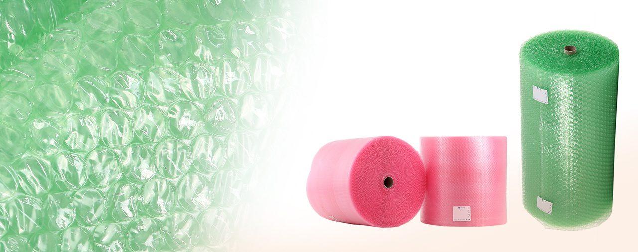 Folia cu bule, soluția ideală pentru ambalarea etanșă și sigură
